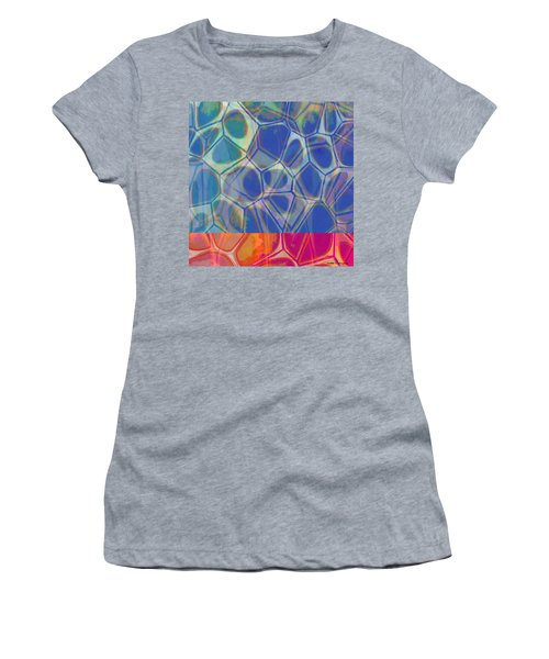 Cell Abstract One Women's T-Shirt (Athletic Fit)