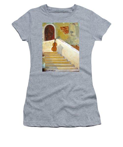 Cello No 3 Women's T-Shirt