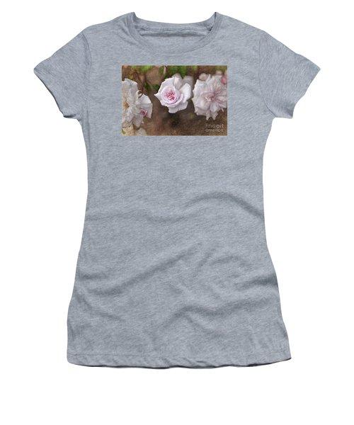Center Of Hope Women's T-Shirt (Junior Cut) by Gina Savage