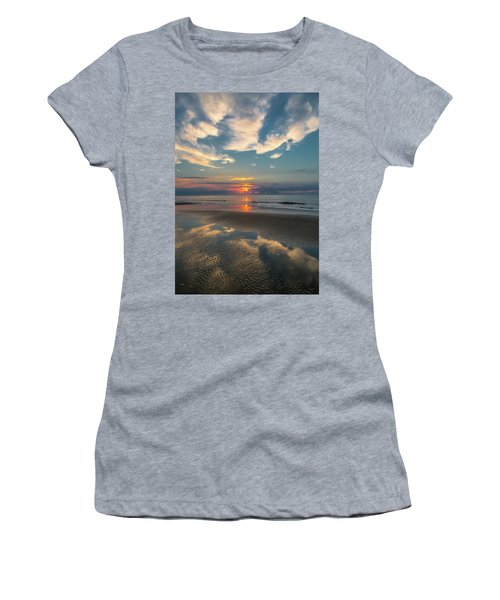 Charleston Coast Sunrise Women's T-Shirt