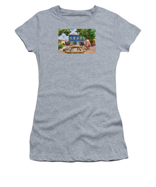 Charming Courtyard Women's T-Shirt