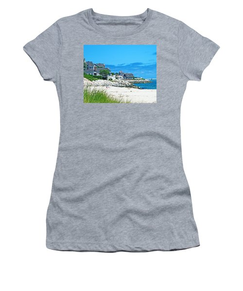 Chatham Cape Cod Women's T-Shirt (Athletic Fit)