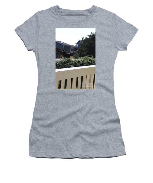 Women's T-Shirt (Athletic Fit) featuring the photograph Cheeto Bandido by Marie Neder