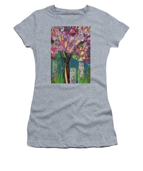 Cherry Blossom Too Women's T-Shirt