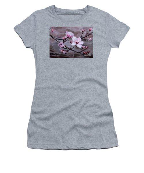 Cherry Blossoms Women's T-Shirt