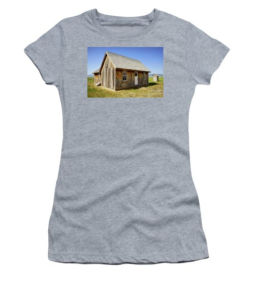 Chester Call Cabin Women's T-Shirt (Athletic Fit)