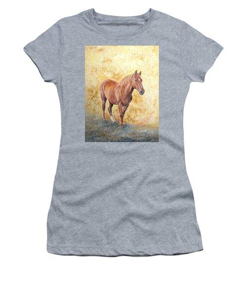 Chestnut Racehose Women's T-Shirt