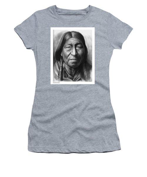 Cheyenne Women's T-Shirt (Athletic Fit)