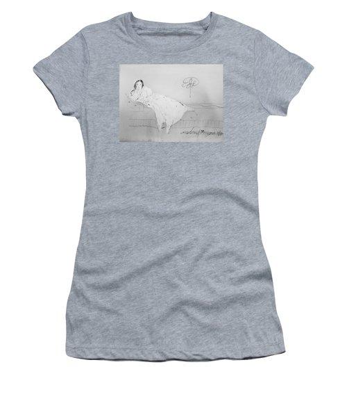 Chopin's Woman Women's T-Shirt
