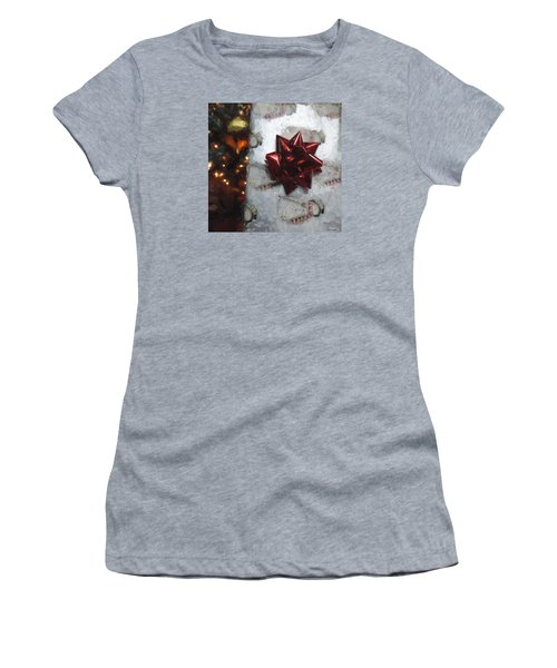 Christmas Gift Women's T-Shirt (Athletic Fit)
