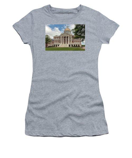 Christopher Newport Hall Women's T-Shirt