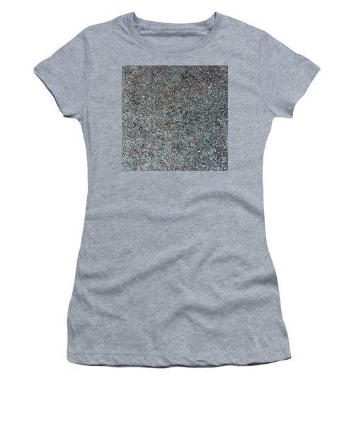 Chrome Mist Women's T-Shirt (Athletic Fit)