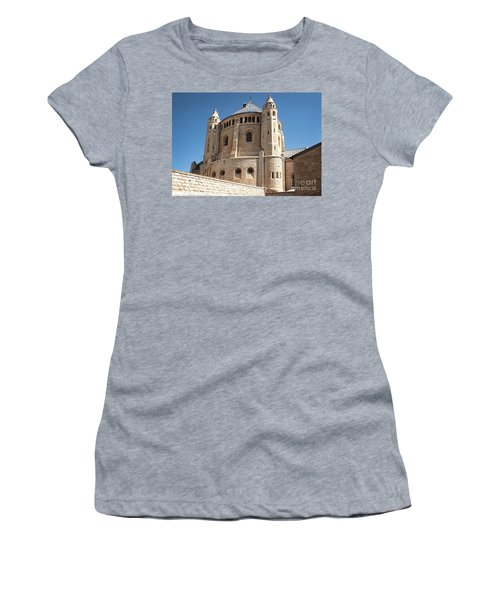 Women's T-Shirt featuring the photograph Church Of The Dormition by Mae Wertz