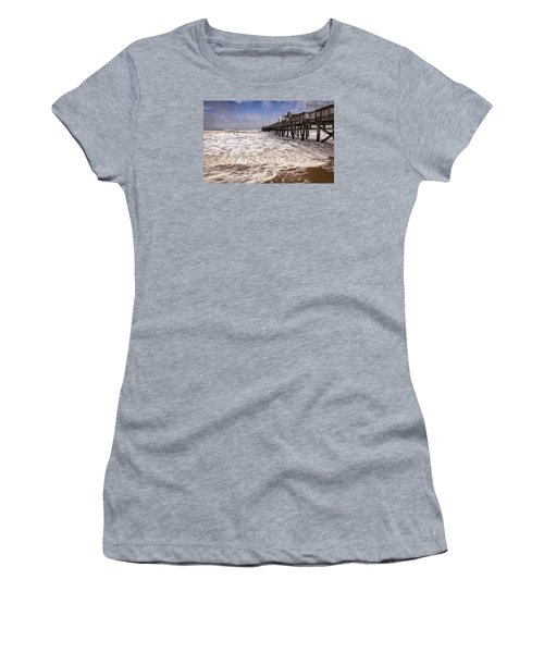 Churn Women's T-Shirt (Junior Cut) by David Cote