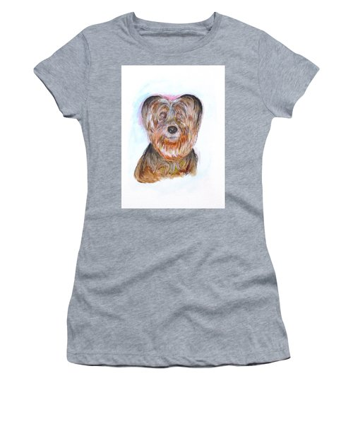 Ciao I'm Viki Women's T-Shirt (Junior Cut) by Clyde J Kell