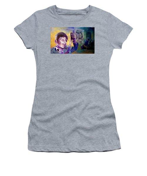 Cinema Paradiso Women's T-Shirt (Athletic Fit)