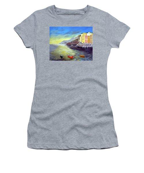 Cinque Terre Dreams Women's T-Shirt