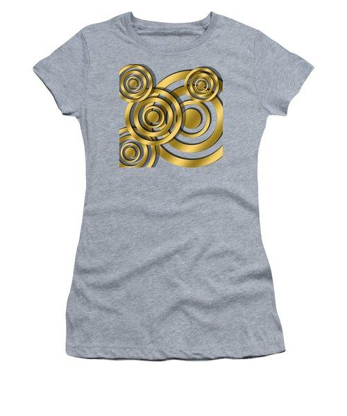 Circles - Transparent Women's T-Shirt