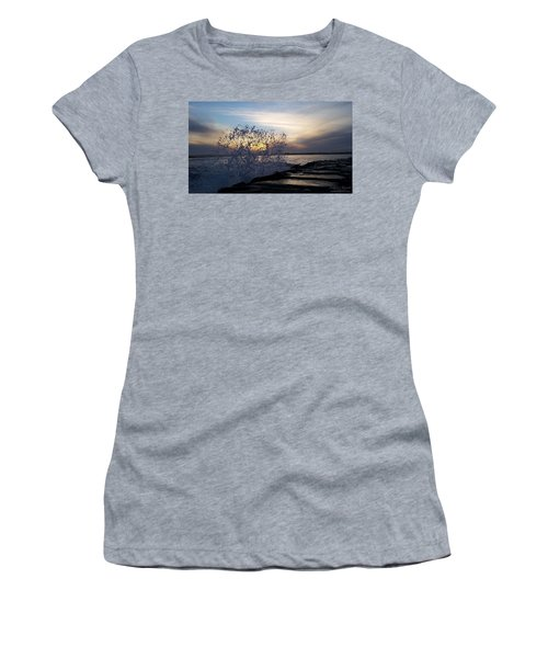 Circling Sunset Women's T-Shirt (Junior Cut)