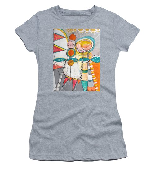 Circus One Women's T-Shirt (Athletic Fit)
