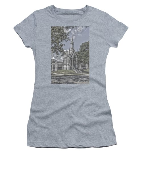 Cities Of The Dead Women's T-Shirt (Athletic Fit)