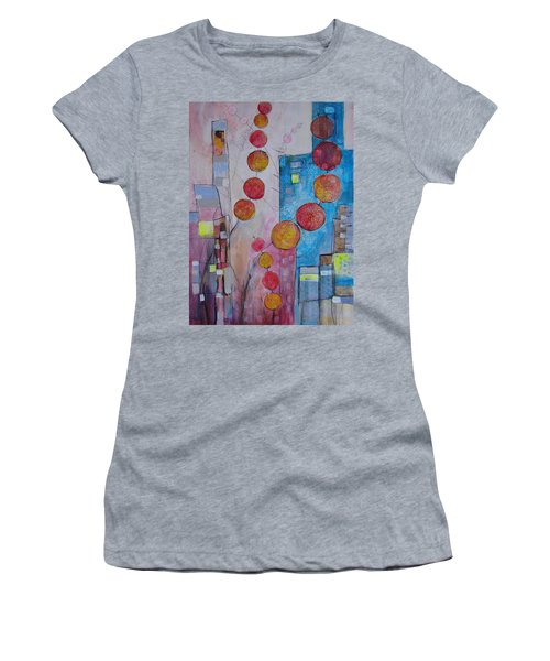City Festival Women's T-Shirt (Athletic Fit)