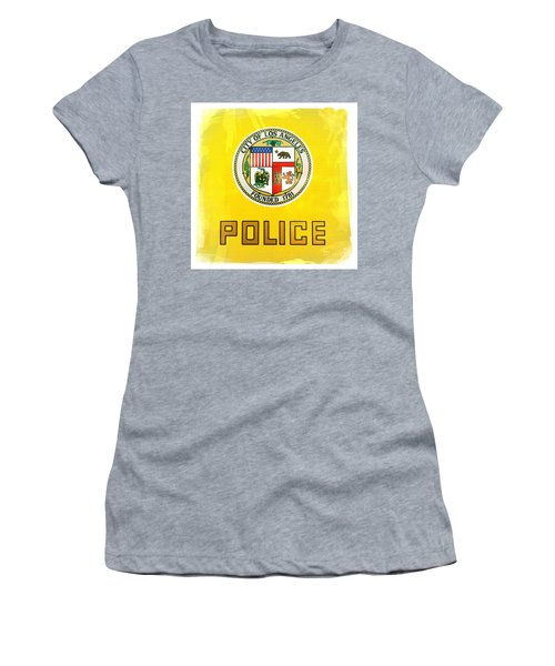 City Of Los Angeles - Police Women's T-Shirt (Athletic Fit)