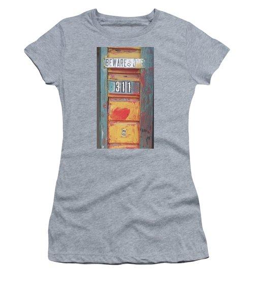 City Services Women's T-Shirt (Athletic Fit)
