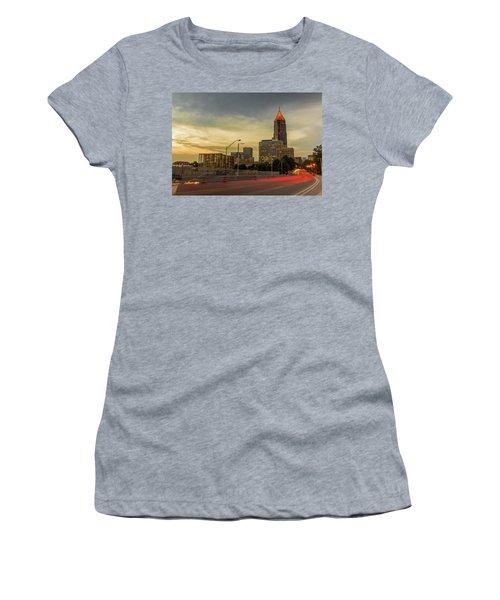 City Sunset Women's T-Shirt