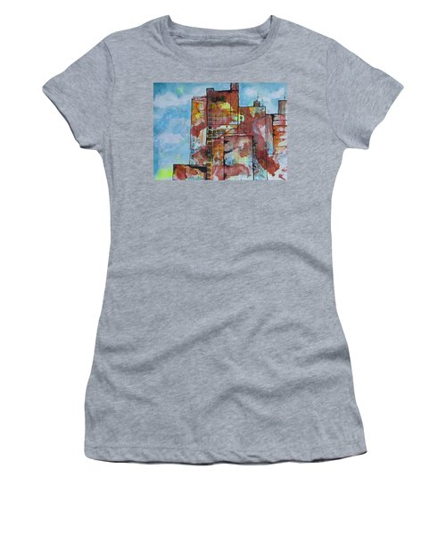 Cityscape 230 Women's T-Shirt (Athletic Fit)
