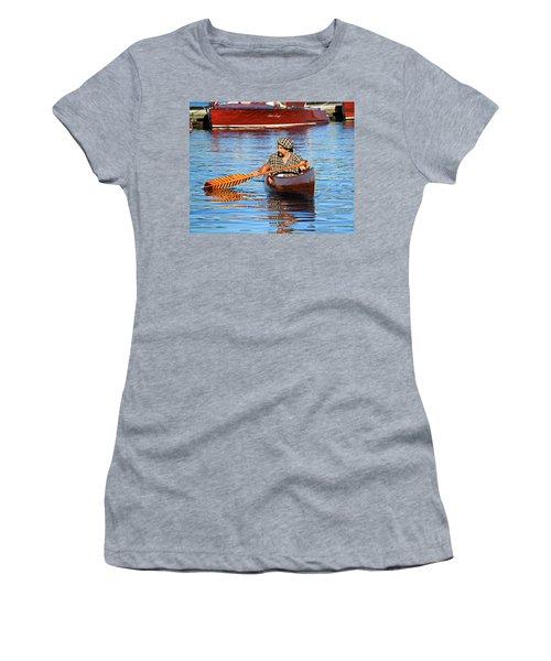 Classic Canoe Women's T-Shirt