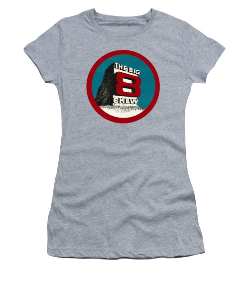 Classic Cklw Logo Women's T-Shirt (Athletic Fit)