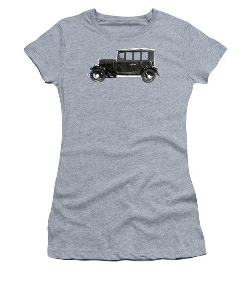 Classic Motor Black Art Women's T-Shirt