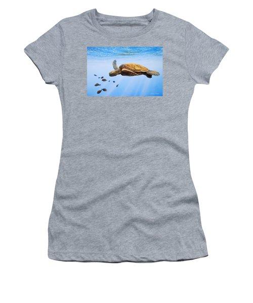 Clear Blue Women's T-Shirt