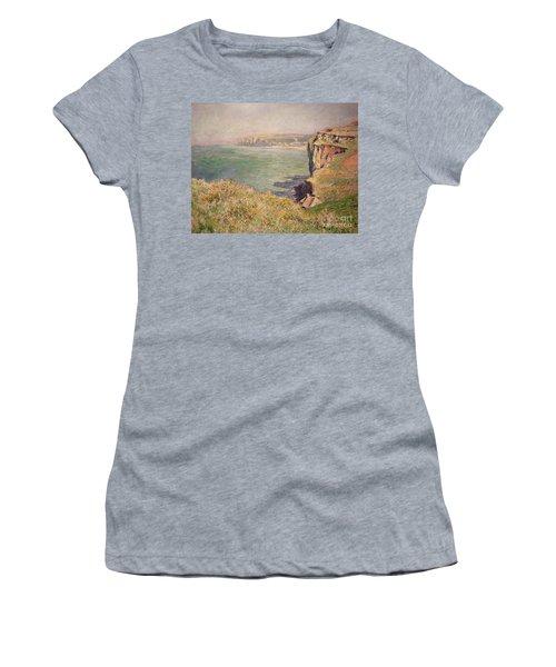 Cliff At Varengeville Women's T-Shirt