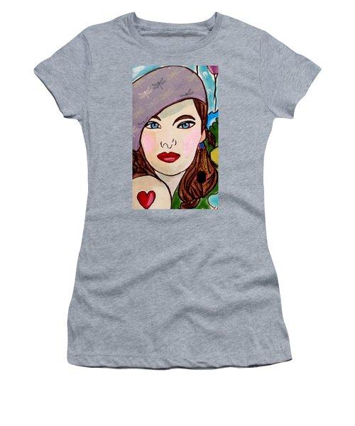 Closeup Women's T-Shirt