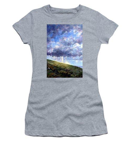 Cloud Burst Ireland Women's T-Shirt