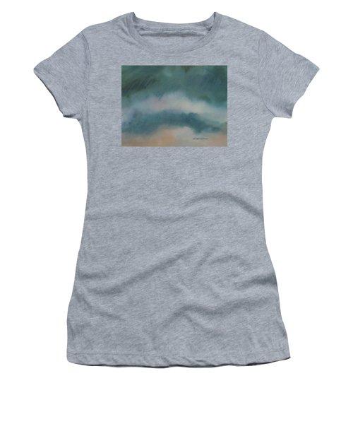 Cloud Study 1 Women's T-Shirt (Athletic Fit)