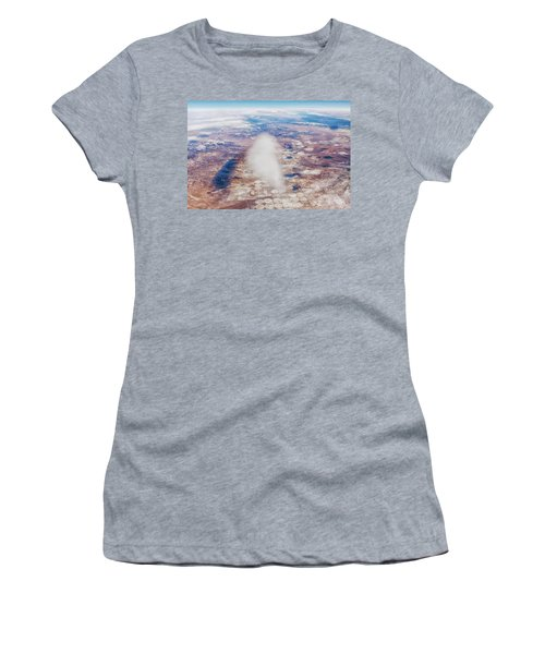 Clouds And Shadows Women's T-Shirt