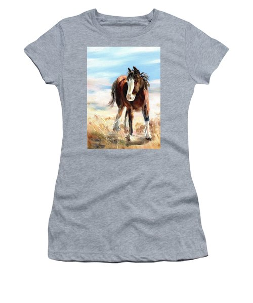 Clydesdale Foal Women's T-Shirt