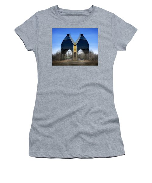 Coal Loader New Buffalo Women's T-Shirt