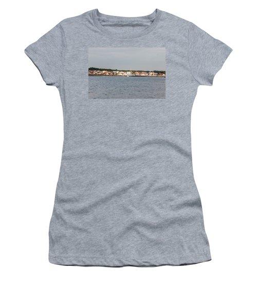 Coastline At Molle In Sweden Women's T-Shirt