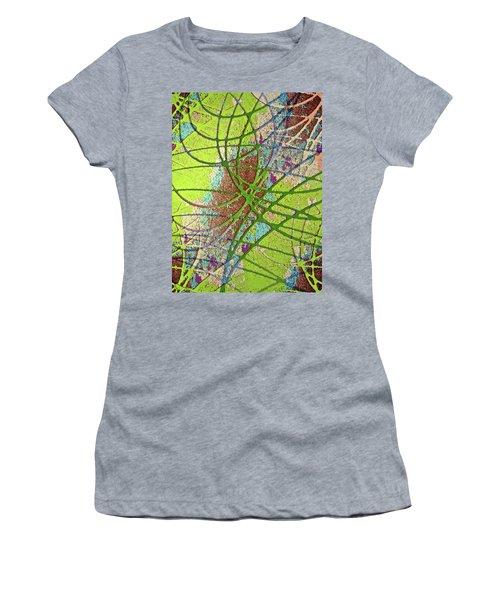 Coffee In The Garden Women's T-Shirt