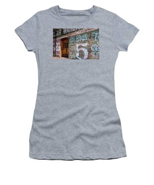 Coke And 5 Cent Cigars Women's T-Shirt