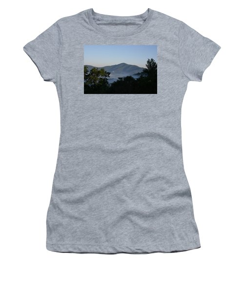 Cold Mountain North Carolina Women's T-Shirt (Athletic Fit)