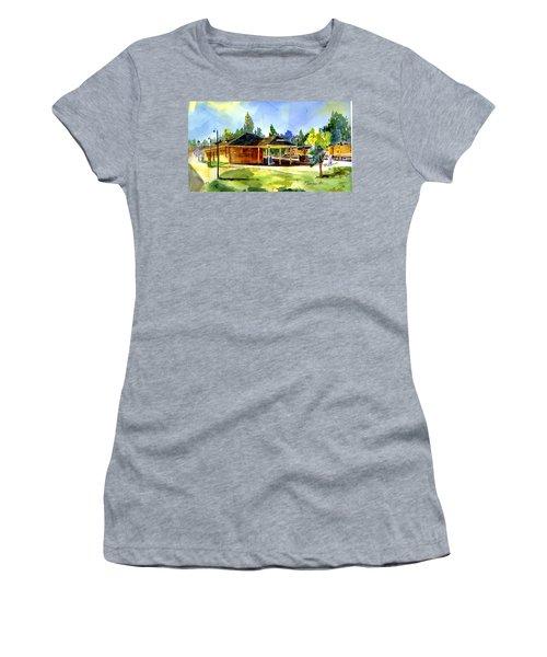 Colfax Rr Depot Women's T-Shirt