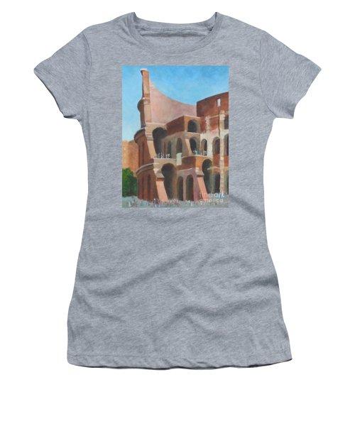 Coliseum Women's T-Shirt