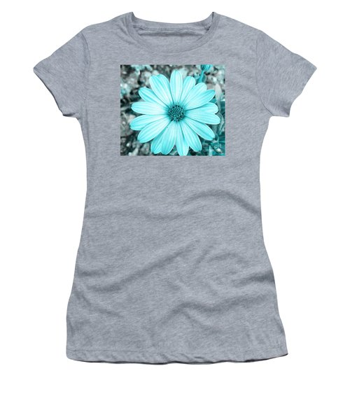 Color Trend Blue Blossom Women's T-Shirt (Athletic Fit)