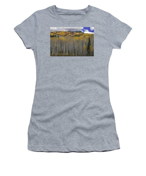 Colorado Splendor Women's T-Shirt (Athletic Fit)
