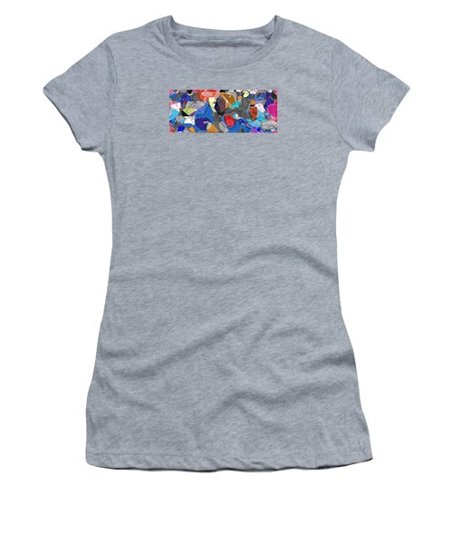 Colorful Daydream Women's T-Shirt (Athletic Fit)